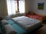 Schlafraum Haus Stuff Olpe, Ferienwohung im Sauerland